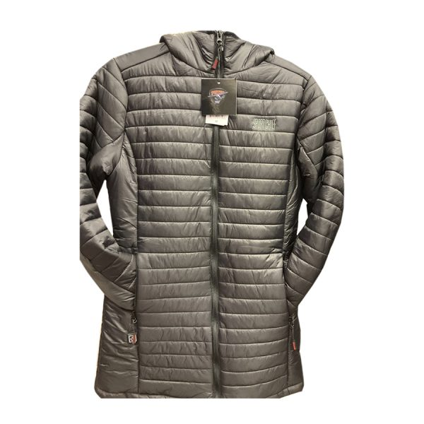 manteau chauffant femme