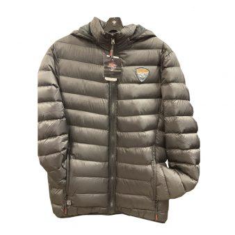 manteau homme chauffant