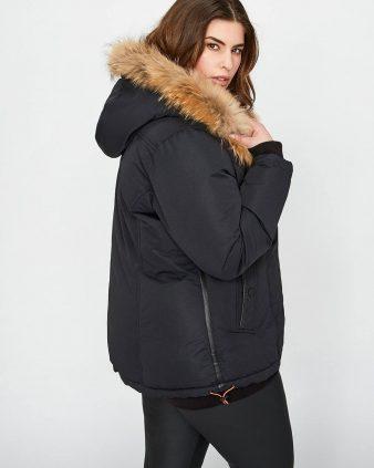 Manteau chillax noir