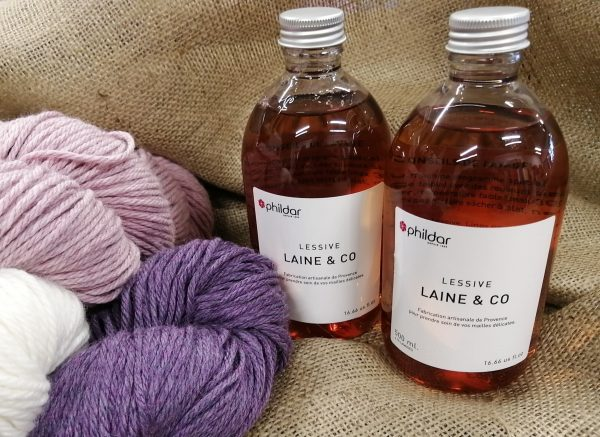 savon tricot