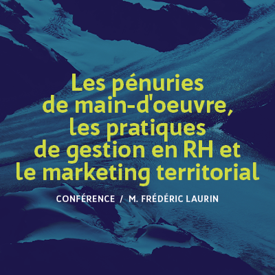 conference frederic laurin
