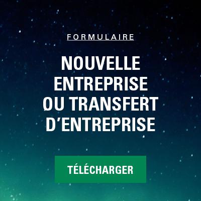 formulaire_nouvelle entreprise
