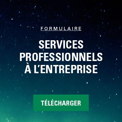 formulaire_services professionnels a l'entreprise